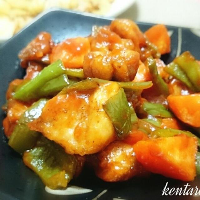✨鶏もも肉で酢鶏✨お酢を使った人気レシピで健康美活メニュー♪