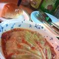 キャベツとミンチのトマトスープ煮込み ~ 巻かないロールキャベツ♪ by mayumiたんさん