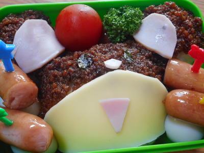 クミンご飯