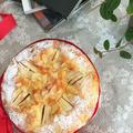 しっとり美味しいリンゴのヨーグルトケーキ・・プチ大掃除しました!! by pentaさん