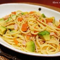 旨粒しょうゆはパスタも美味しく! BTAスパゲッティ