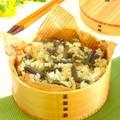 美味しい春の山菜ご飯♪わらび飯