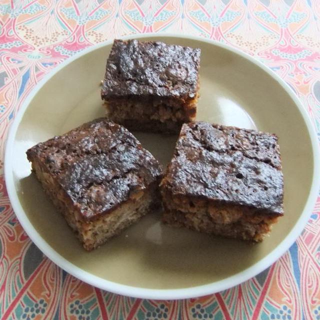 チョコレート・ブラウニー【Chocolate Brownies】