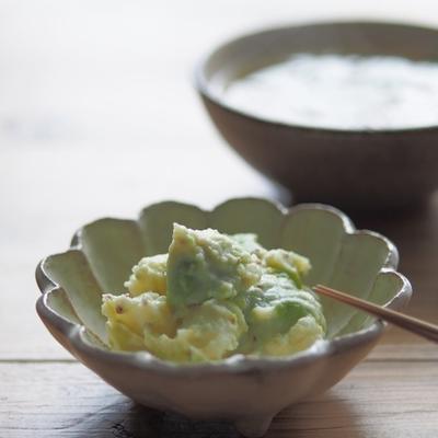 【レシピと献立】女子好みのアボカドポテトサラダ