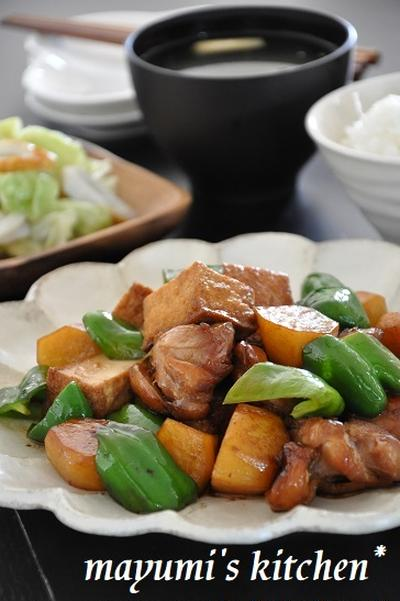 【一汁二菜10分ごはん】下味鶏肉があればすごくラク♪すぐできおうちごはん