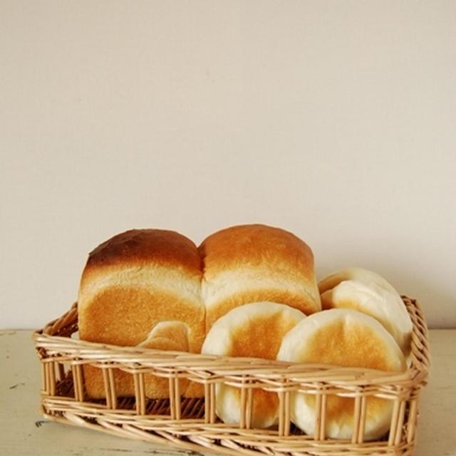 頼まれもののパン