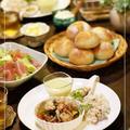 トイロ亭*チキンと夏野菜の煮込みプレートディナー♪