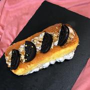 【手作りお菓子】簡単ふわふわスポンジ生地で☆オレオクッキー&クリームケーキ
