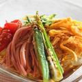 365日野菜レシピNo.146「ところてんの冷やし中華」