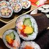 恵方巻き&飾り寿司です☆