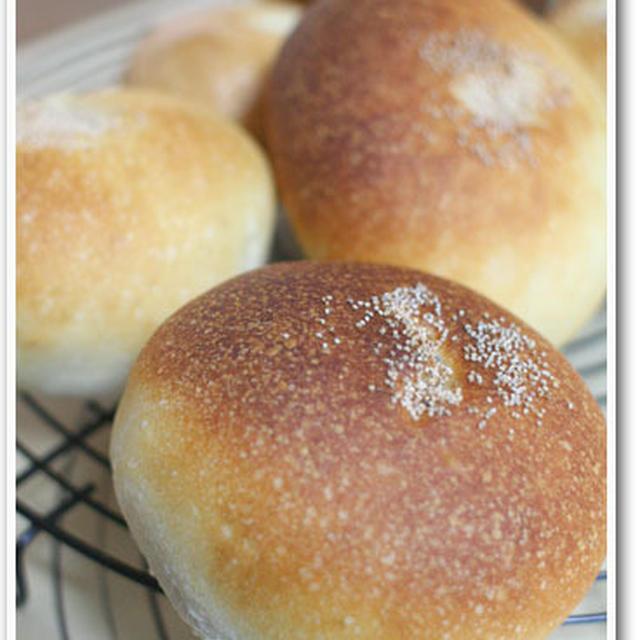フランス風あんパン。