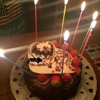 7歳誕生日☆