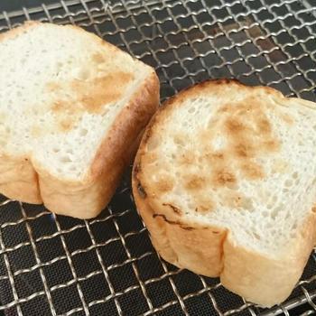 パンの日の朝食。