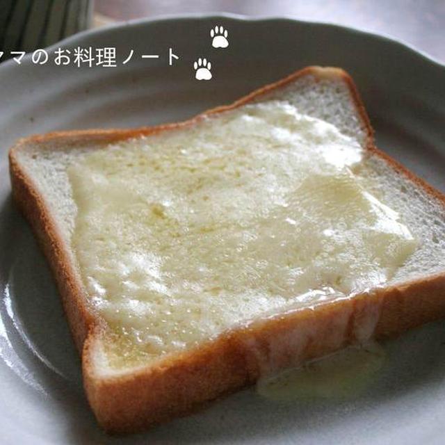 電子レンジで作るチーズパン