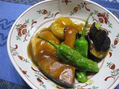 ささみと野菜のカレーじぶ煮