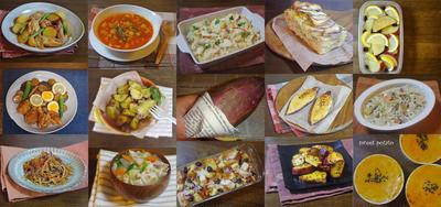 【レシピ】さつまいもを使った料理とスイーツのまとめ