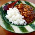 炊飯器で1人分チキンカレーライス♪ & マイナビニュースにて「炊飯器レシピ」好評連載中!