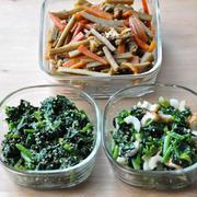 【食費節約】平日のおうちごはんがラクになる!副菜の作りおきおかず3つ