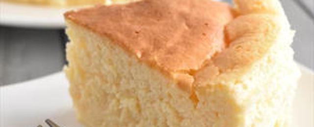 生クリーム不要!お手軽「チーズケーキ」5選