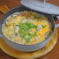 8分で簡単!ふっくら ぷりぷり牡蠣とキノコのサラサラ玉子雑炊