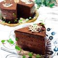 丁寧にお作りいたしました(笑)♡ ~ハロウィン☆ガナッシュケーキ~ by あっ君ママ♪さん