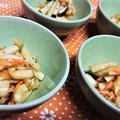 【レシピ】お手軽1品!ご飯のお供に、お弁当のすき間おかずにも!【ズッキーニの即席お漬物風】。