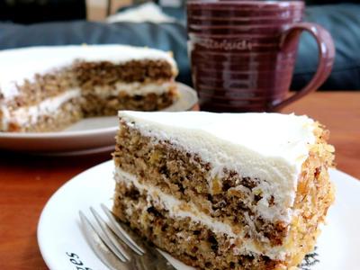 >ハミングバードケーキ by Mischaさん