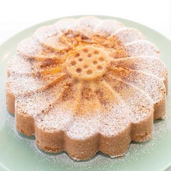マルグリット・アーモンドママレードケーキ