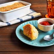 【作りおき】ツナ&コーンのスコップコロッケ~ノンフライ~今日の夜ご飯とお返事