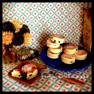 イギリスのお菓子。ベリーウェルシュケーキ♡ありがとです!