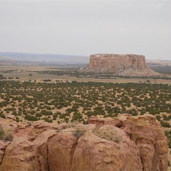 ニューメキシコ縦断の旅② アコマプエブロ