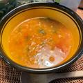 モロッコ料理の定番ハリラスープ