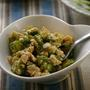 くずし豆腐のトロトロおくら煮