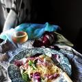 10分あれば超サレオツ 生ハムと新玉ねぎの冷たい和パスタ by 青山 金魚さん
