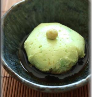 モチモチ枝豆豆乳豆腐
