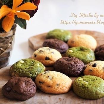ソフトクッキーでミニミニギフト
