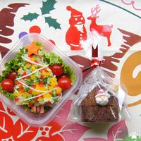 今日のMy弁当「可愛すぎる!クリスマス弁当」