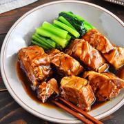 【レシピ】やわらか 豚の角煮 *覚えておきたい 定番おかず *