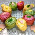 春色の三の香り✿白だし稲荷寿司