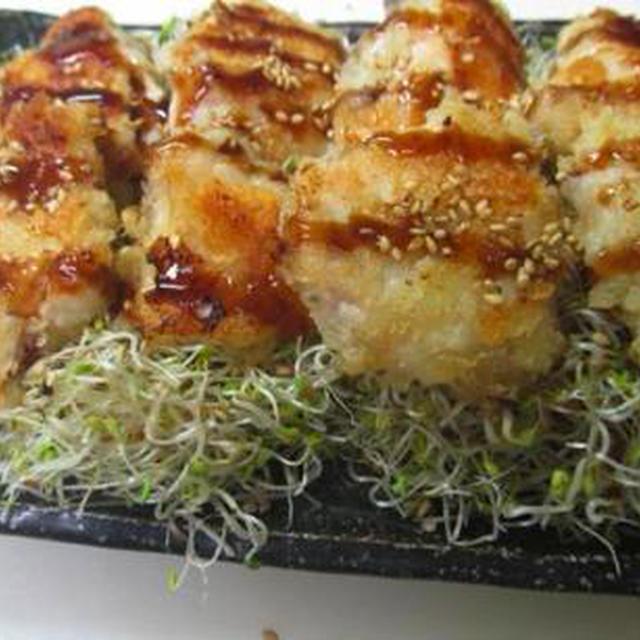 レシピ 鶏カツ揚げ焼き