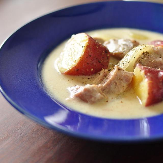 【3日がかりでゆっくり作るサツマイモのポーククリームシチュー】と昨日の記事のお礼