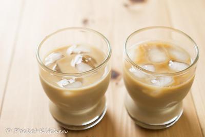 黒蜜ミルクコーヒー