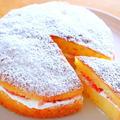 ビクトリア・スポンジケーキ(イギリスのショートケーキ)の作り方レシピ – 料理動画 by 和田 良美さん