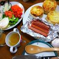 簡単レシピ  ~春休みモーニング~