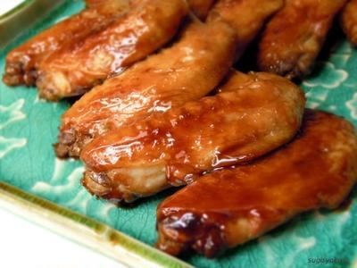 レシピ 鶏手羽の煮もの