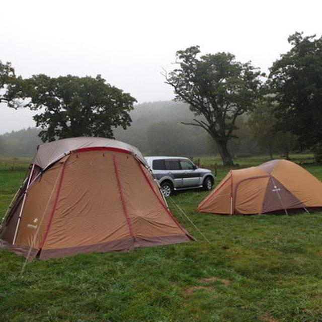 カヤノ平高原キャンプ場で5泊6日のキャンプ!