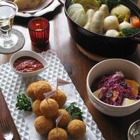 美味しいカマンベールと・・・野菜たっぷりのカジュアルパーティー♪