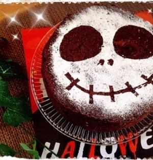 とにかく、とにかく生クリーム(笑) ~ハロウィンケーキ★ジャック~