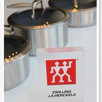 ツヴィリングの新製品でエコ&ヘルシー調理を体験しよう♪