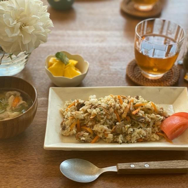 簡単&栄養満点♡サバ缶 de サバメシ